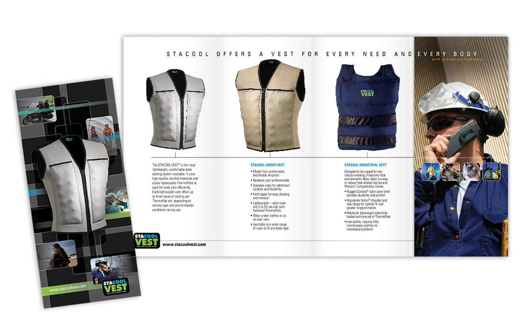 StaCool Vest Product Brochure
